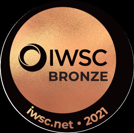 iwsc 2021 bronze