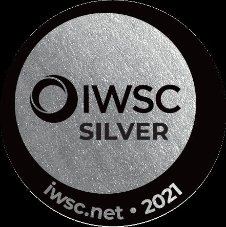 iwsc 2021 silver
